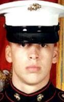 Marine Lance Cpl. Jeremiah C. Kinchen