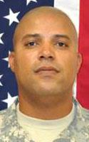 Army Sgt. 1st Class Ramon S. Morris