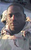 Army Staff Sgt. Romanes L. Woodard
