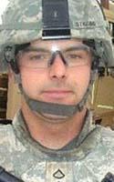 Army Pfc. Antonio G. Stiggins