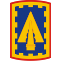 108th ADA Brigade Decal
