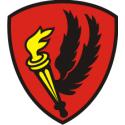 110th Aviation Brigade Decal