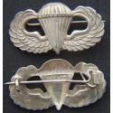 WWII Paratrooper Badge Ludlow Design British PB