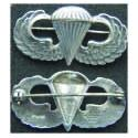 WWII Paratrooper Badge Sterling Sugarman Design
