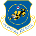 14th Air Force Decal