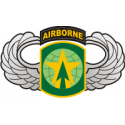 16th MP Brigade - Basic Jump Wings Decal