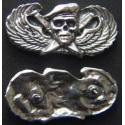 Special Forces Badge unofficial Vietnam Sterling very heavy
