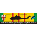 187th AHC Vietnam Cobra Decal