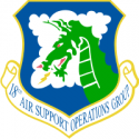 18th Air Support Operations Group Decal