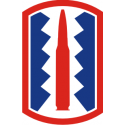 197th Infantry Bde Decal