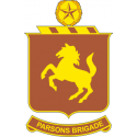 19th Brigade Texas Guard Decal