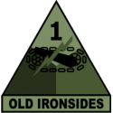 1st Armored Division Subdued