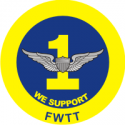 1st FWTT Decal