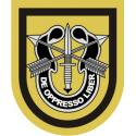 1st Special Forces Group Decal