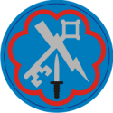 207th Military Intelligence Brigade Decal