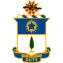 21st Infantry Regiment Decal
