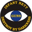 227th AHC Guns (INFANT TEAM D/227 Asslt Hel Bn)  Decal
