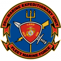 26th Marine Expeditionary Unit Decal