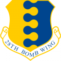 28th Bomb Wing Decal