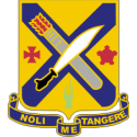 2nd Infantry Regiment Decal