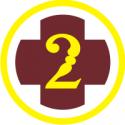 2nd Medical Brigade Decal