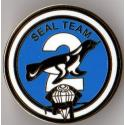 Navy SEAL Team Two Type 2 Pin