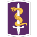30th Medical Bde Decal