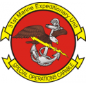 31st MEU SOC Decal