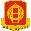 34th Field Artillery Decal