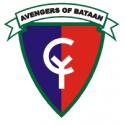 38th ID Avengers Decal