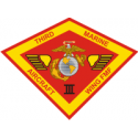 3rd Marine Aircraft Wing  Decal