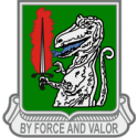 40th Armored Regiment Decal