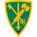42nd Military Police Brigade Decal