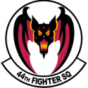 44th Fighter Squadron Decal