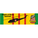 498th Dustoff - 3 Decal