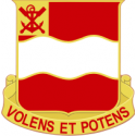 4th Engineer Battalion Crest Decal