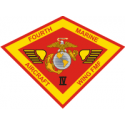 4th Marine Aircraft Wing Decal