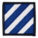 3rd Infantry Div. Patch