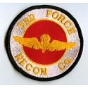 USMC 3rd Force Recon Company Patch