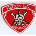 USMC 3rd Division Recon BN Patch