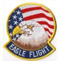 F-15 Eagle Flight Patch