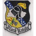 4025th SRW Black Knights Air Force Patch