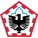 555th Engineer Brigade Decal