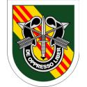 5th Special Forces Group Green Decal