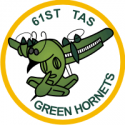 61st Tactical Airlift Squadron  Decal