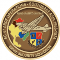 6994th Security Squadron ARDF Decal