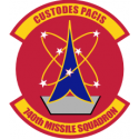 740th Missile Squadron Decal
