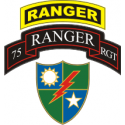 75th Ranger Regiment Decal