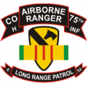 75th Rangers Long Range Patrol HCO-1STCAV