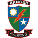 75th Ranger Regiment Sua Sponte Decal